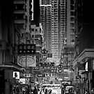 Street of Hong Kong by demistified