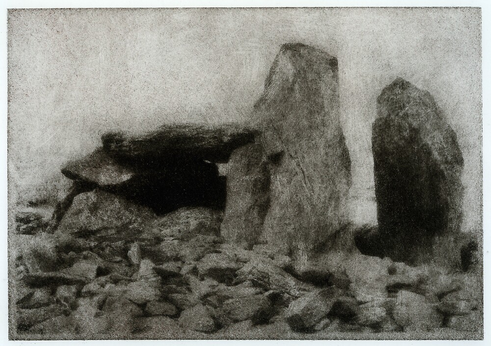 Grave, Wales by George Smyth