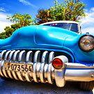 Mean Machine Cuban Car  by Paul Thompson Photography
