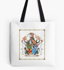 The Four Provinces of Ireland Coat of Arms Tote Bag