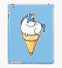 Uni-cone iPad Case/Skin