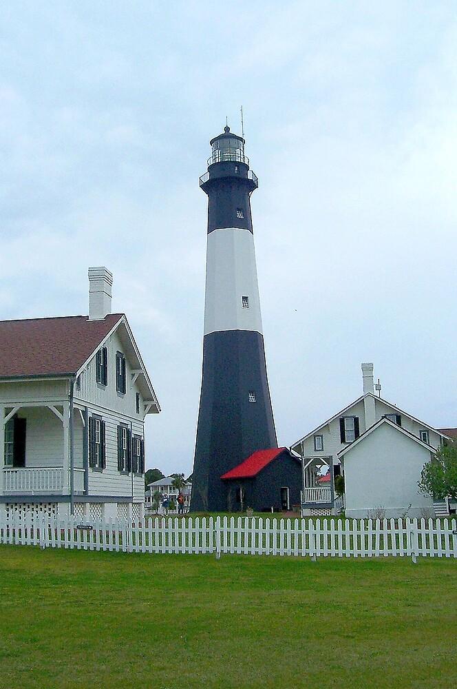 Tybee Island Light House by babyangel