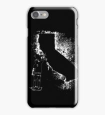 Cali tagger outline  iPhone Case/Skin