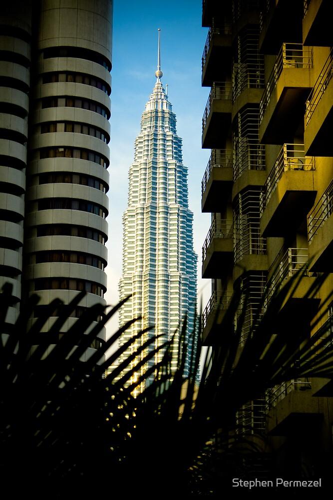 Urban Jungle - Kuala Lumpur, Malaysia by Stephen Permezel