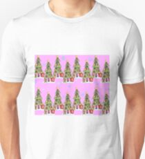 Girly Christmas cheer T-Shirt