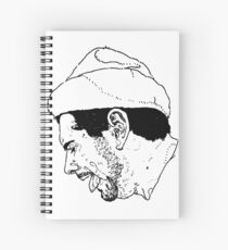 Ethan Coughing H3H3Productions Spiral Notebook