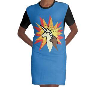 T-Shirt Kleid
