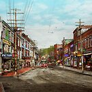 City - MA Gloucester - A little bit of everything 1910 by Michael Savad