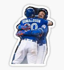 Baseball Blue Jays Sticker