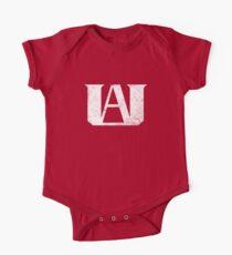 U.A. High Short Sleeve Baby One-Piece