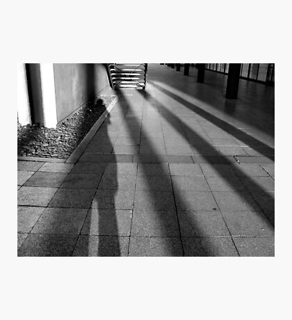 New Shadow Photographic Print