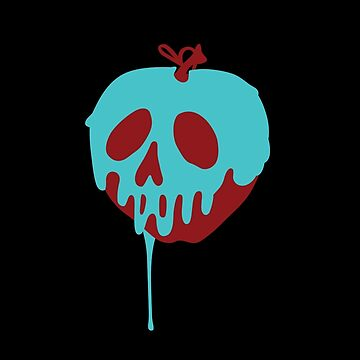 The Poisoned Apple by chopshopstore