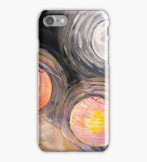 Like a Luminous Girl iPhone Case/Skin
