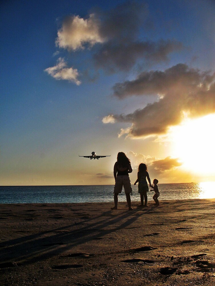 Family+Plane by Tommy Seibold