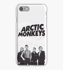 arctic monkeys iPhone Case/Skin