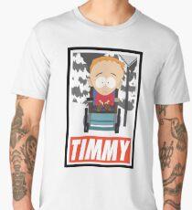 -SOUTH PARK- Timmy  Men's Premium T-Shirt