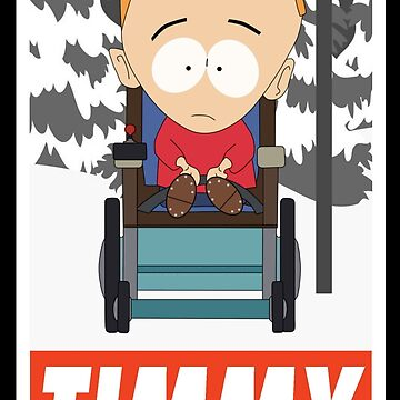 -SOUTH PARK- Timmy by WubbaDubb