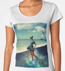 Star Bathing Women's Premium T-Shirt