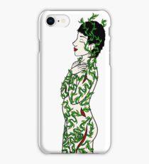 Vine Growth in Body iPhone Case/Skin