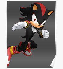 Shadow The Edgehog Poster