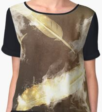 The Fall of Icarus Chiffon Top
