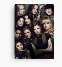 Barden Bellas - Pitch Perfect 2 Canvas Print