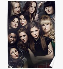 Barden Bellas - Pitch Perfect 2 Poster