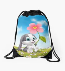Happy Schnuffel Bunny Rucksackbeutel