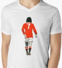 Gorgeous George Best Tribute Manchester United No.7 T-Shirt