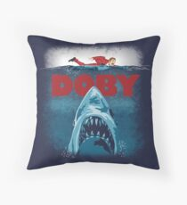 Doby Throw Pillow