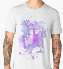 All of Time & Space Men's Premium T-Shirt