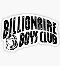 Billionare Boys Club Merchandise Sticker