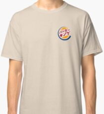 Japanese Burger King Logo Classic T-Shirt