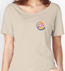 Japanese Burger King Logo Women's Relaxed Fit T-Shirt