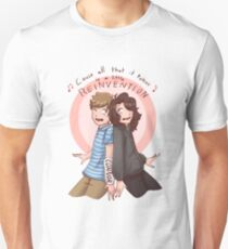 All That It Takes Is A Little Reinvention Unisex T-Shirt