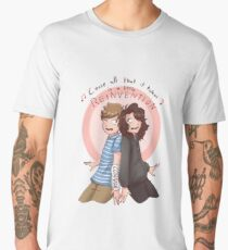 All That It Takes Is A Little Reinvention Men's Premium T-Shirt