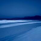 "The illuminated ""Four Mile Beach"" in Port Douglas at Night by Imi Koetz"