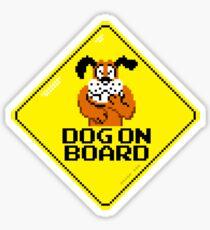 Dog on Board 2 Sticker