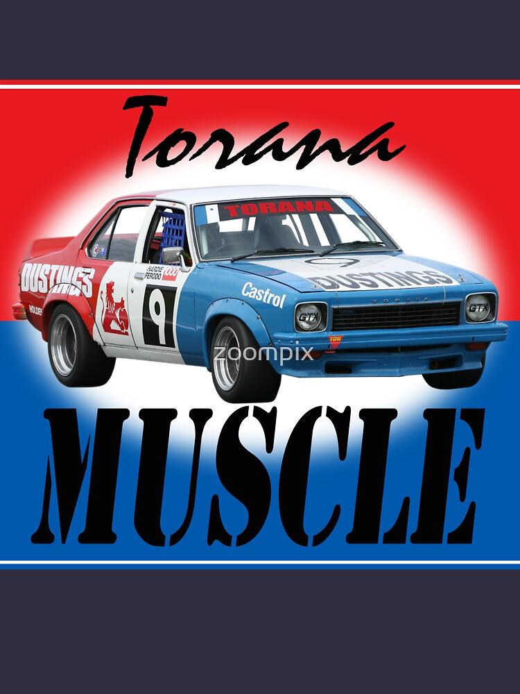 Torana Muscle car by zoompix