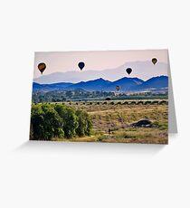 Temecula Landscape Greeting Card