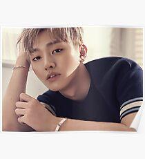 WANNA-ONE (황 미현) ft. Yoon Jisung (윤 지성) Poster