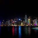 Hong Kong Panorama by demistified
