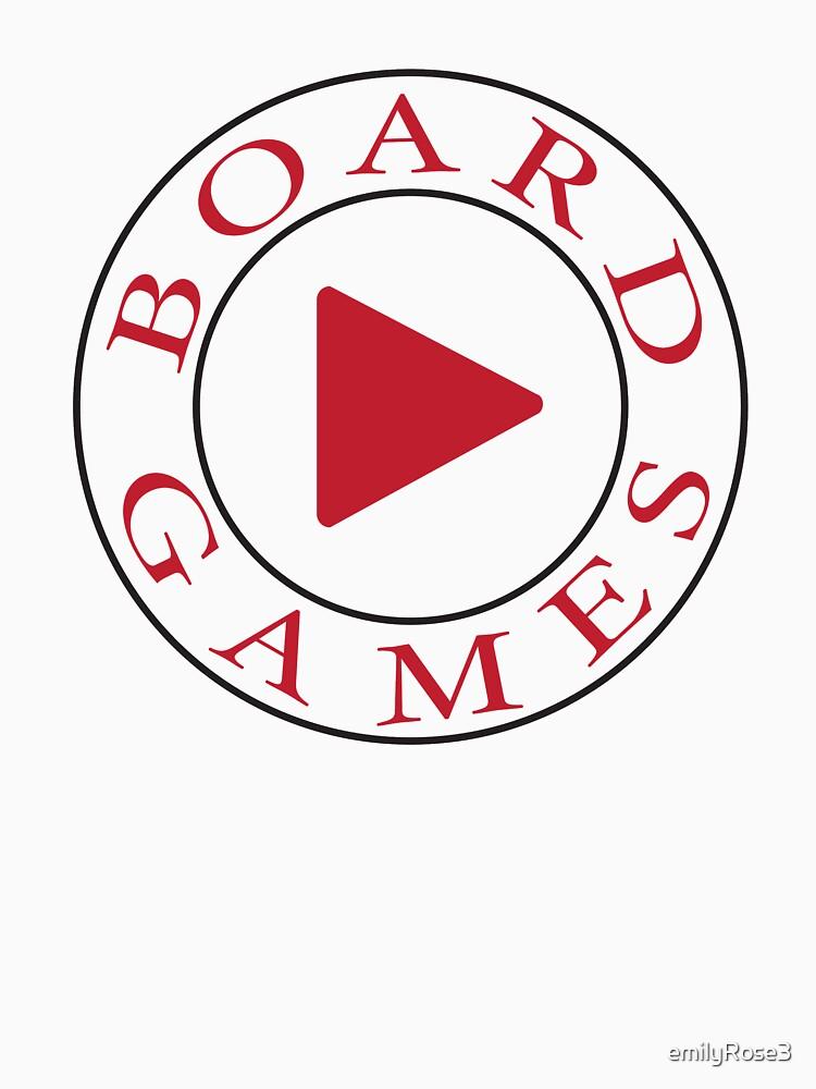 Play Board Games by emilyRose3
