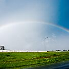 Rainbow on the Highway by demistified