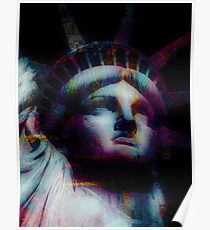 STATUE OF LIBERTY 5 Poster