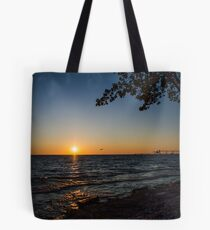 The Beauty of Lake Erie Tote Bag