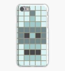 Bender Invader Tiles iPhone Case/Skin