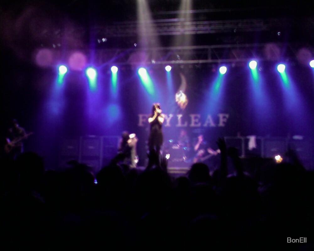 Flyleaf by BonEll