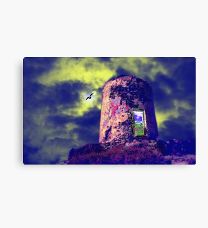 Inifers Tower - Dreamstate. Canvas Print