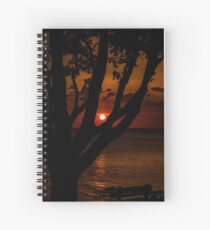 Nature's Frame Spiral Notebook